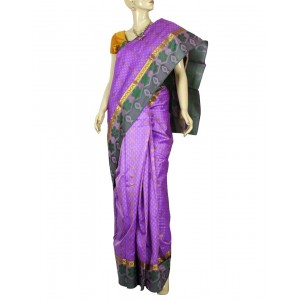 Kanchivaram Pure Silk Saree PS55