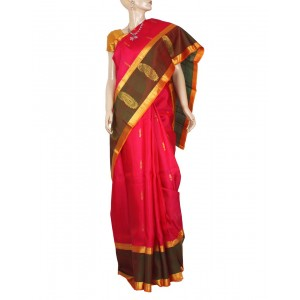 Kanchivaram Pure Silk Saree PS56