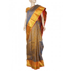 Kanchivaram Pure Silk Saree PS58