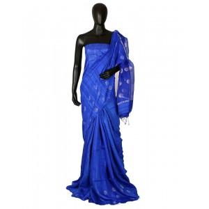 Kolkata Achal Par Silk Saree KSC566