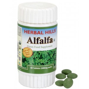 Alfalfa HHS121 (120 Tablets)