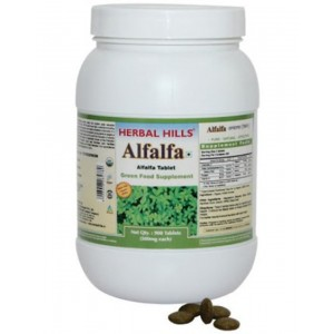 Alfalfa Value Pack HHS122 (900 Tablets)