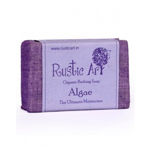 Rustic Art Organic Algae Soap RA10 (Pack of 2)