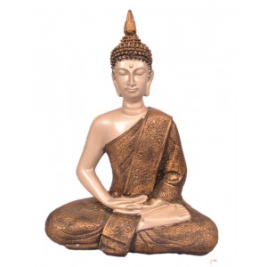Buddha Sitting Postures Medium Seashell GS17