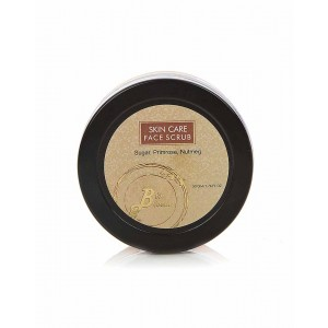 Biobloom Natural Face Scrub - Sugar And Primrose BIO147