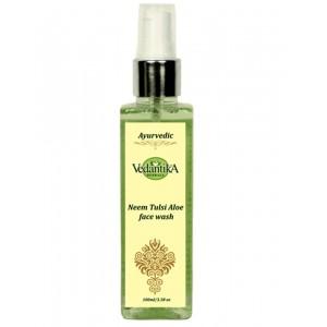 Vedantika Herbals Neem Tulsi Face Wash VH165