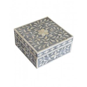 Bone Inlay Box SAN211