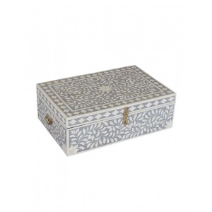 Bone Inlay Box SAN221