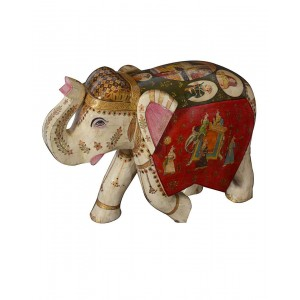 Figure Painting Elephant SAN239