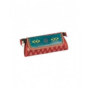 Rakhiyo Mushru Big Flap Clutch RAK41