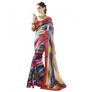 Nayonika Floral Prints Designer Saree 240