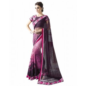 Nayonika Magnificient Lace Work Designer Saree 242