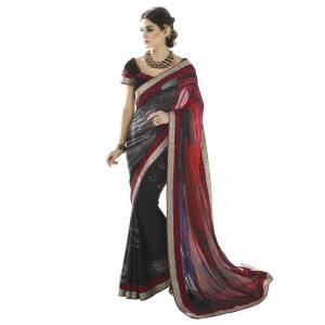 Nayonika Two Toned Designer Saree 243