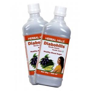 Diabohills Combo HHS99 (Karela Jamun)