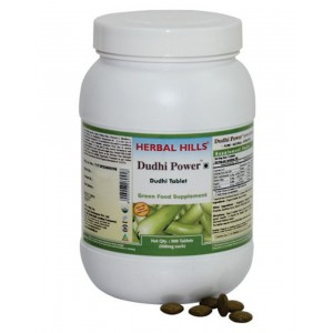Dudhi Power Value Pack HHS125 (900 Tablets)