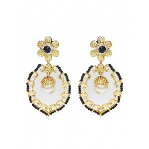 Ishi Collection Metallic Brass Earring IC138