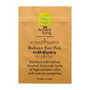 Ancient Living Radiance Face Pack AL55