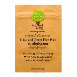 Ancient Living Tulasi And Neem Face Pack AL60