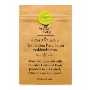 Ancient Living Revitalizing Face Scrub AL61