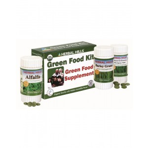 Green Food Supplement Kit HHS138