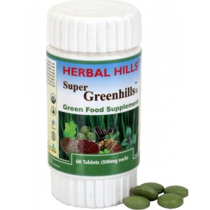 Super Greenhills HHS126 (120 Tablets)