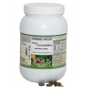 Super Greenhills Value Pack HHS127 (900 Tablets)