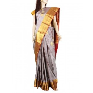 Kanchivaram Pure Silk Saree PS02