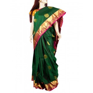 Kanchivaram Pure Silk Saree PS03