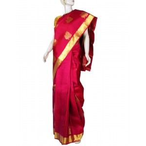 Kanchivaram Pure Silk Saree PS04