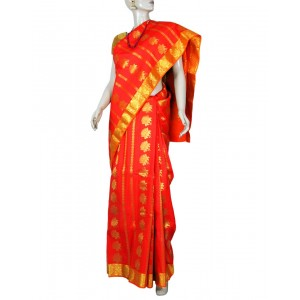 Kanchivaram Pure Silk Saree PS08