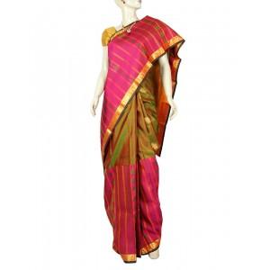 Kanchivaram Pure Silk Saree PS12