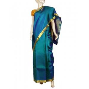 Kanchivaram Pure Silk Saree PS17
