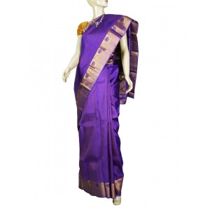 Kanchivaram Pure Silk Saree PS20