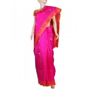 Kanchivaram Pure Silk Saree PS22