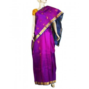 Kanchivaram Pure Silk Saree PS31