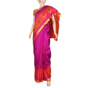 Kanchivaram Pure Silk Saree PS33
