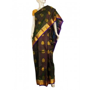 Kanchivaram Pure Silk Saree PS36