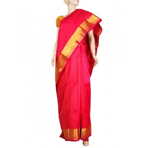 Kanchivaram Pure Silk Saree PS37