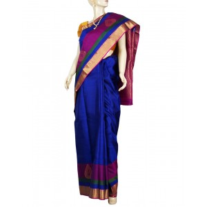 Kanchivaram Pure Silk Saree PS38