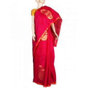 Kanchivaram Pure Silk Saree PS39