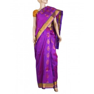 Kanchivaram Pure Silk Saree PS40
