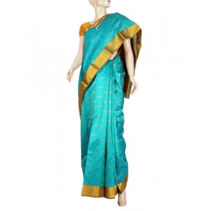 Kanchivaram Pure Silk Saree PS41