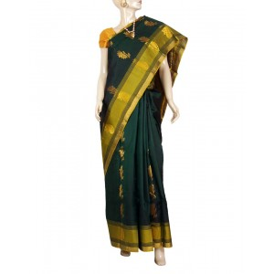 Kanchivaram Pure Silk Saree PS43