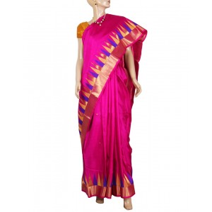 Kanchivaram Pure Silk Saree PS45