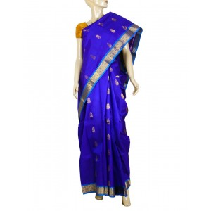 Kanchivaram Pure Silk Saree PS46