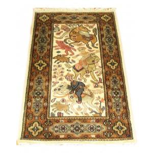 Vanilla The Hunt Kashmiri Carpet KCE13