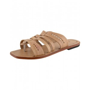 Kolhapuri Men's Leather Chappal KCM22