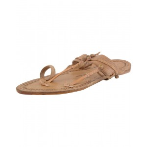 Kolhapuri Men's Leather Chappal KCM17