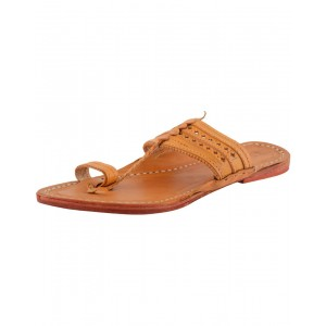 Kolhapuri Men's Leather Chappal KCM21
