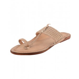 Kolhapuri Men's Leather Chappal KCM8